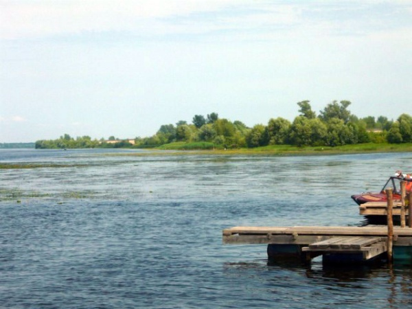 рыбалка в фокино нижегородская область