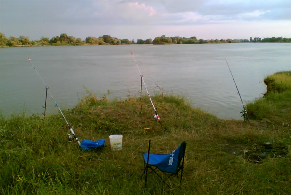рыбалка в кущевке