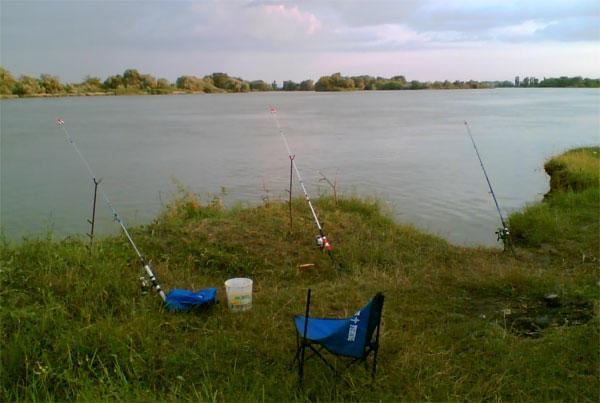 рыбалка в морозовске